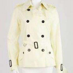 Burberry like new Iconic Rain Jacket - Yellow